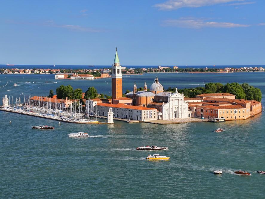 Ostrov San Giorgio Maggiore