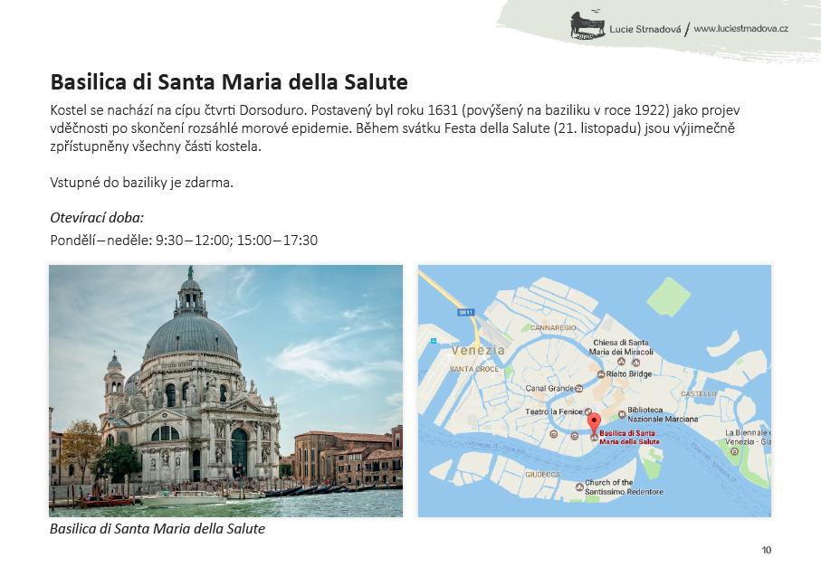 Co vidět v Benátkách