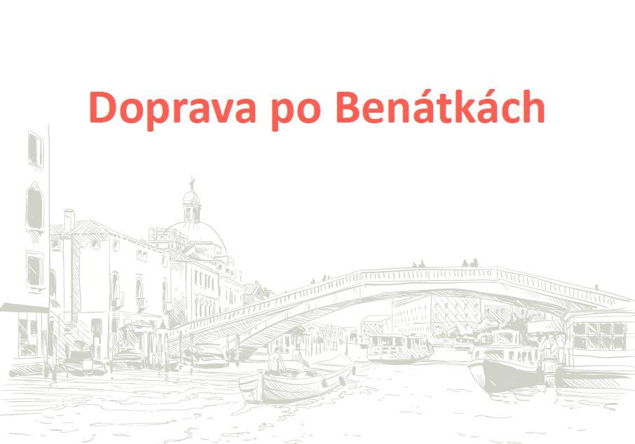 Doprava v Benátkách - vaporetto
